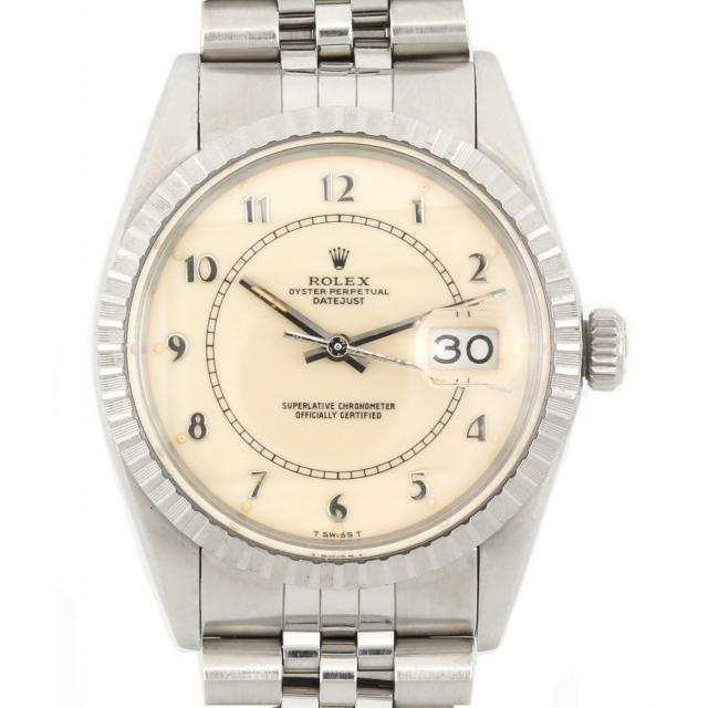 Rolex Datejust 16030 Stella Boiler Gauge Dial