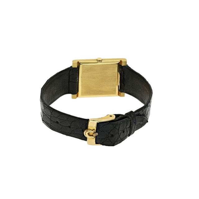 Omega Lady Square ref. 3981 Oro Giallo 18ct