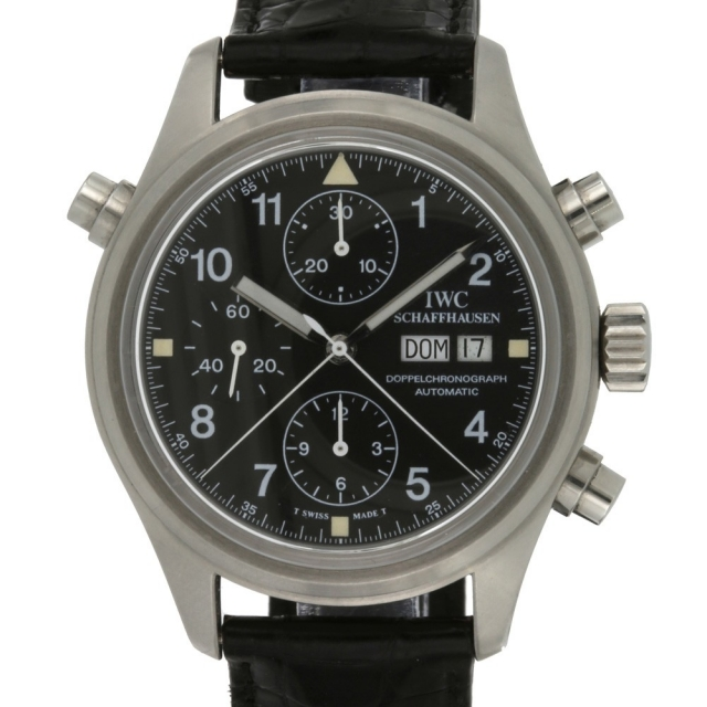 IWC Pilot Doppelchronograph ref. IW3711