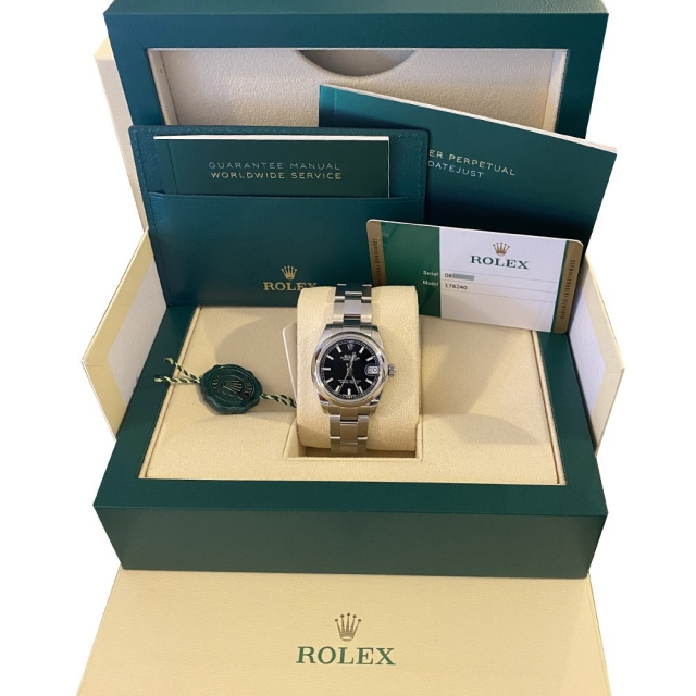 Rolex DateJust 31mm 178240 Nuovo