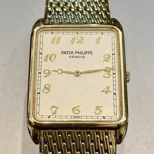Patek Philippe Gondolo ref. 3803 18kt Yellow Gold