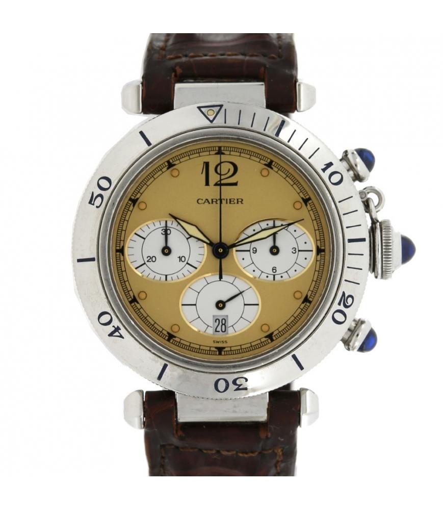 Cartier Pasha Chronograph Ref. 1050