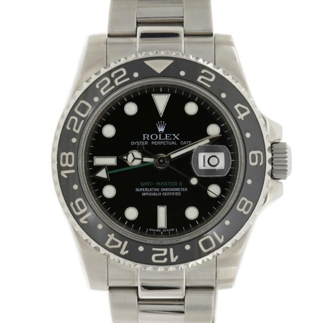"""Rolex Gmt-Master II 116710LN """"Rectangular dial"""""""