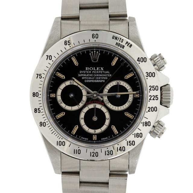 Rolex Daytona Zenith 16520 N.O.S. L 225 bezel
