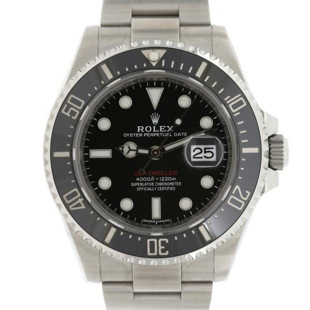 Rolex Sea-Dweller 126600 Pari al Nuovo MK1