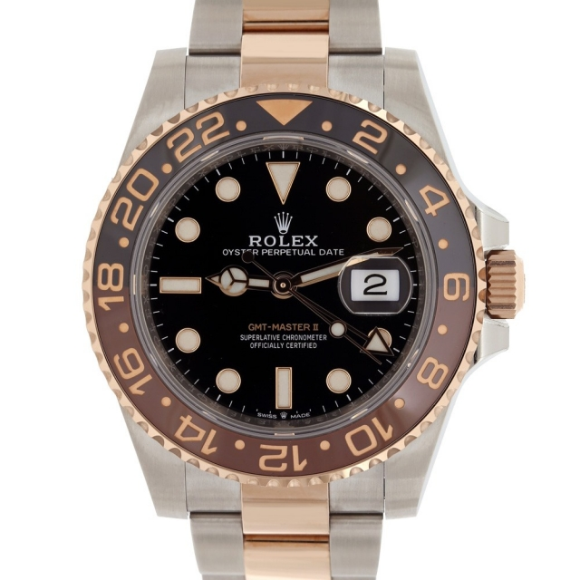 Rolex Gmt II 126711CHNR 2020 Like New