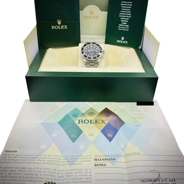 Rolex Sea-Dweller 16600 Mai Toccato 2006
