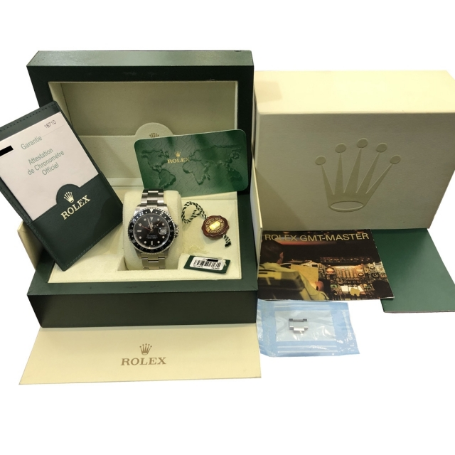 Rolex Gmt Master II 16710 Fullset 2007