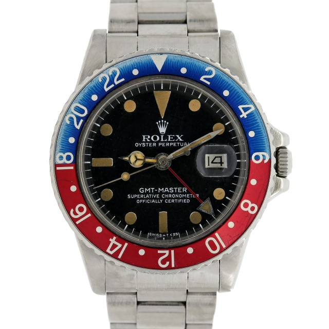 Rolex Gmt-Master 1675 Brown...
