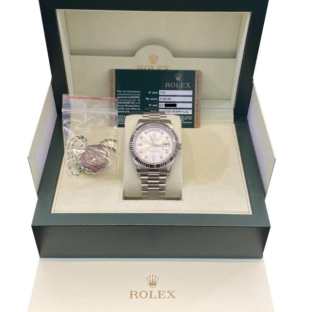 Rolex Day-Date II ref....