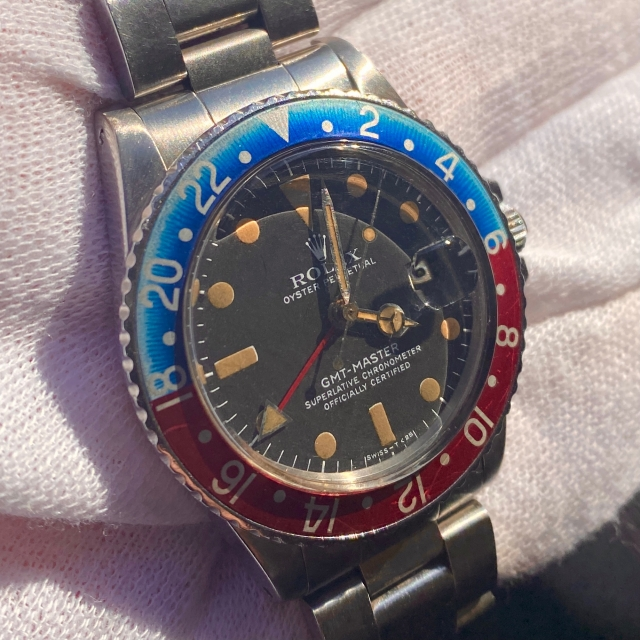 copy of Rolex Gmt-Master...
