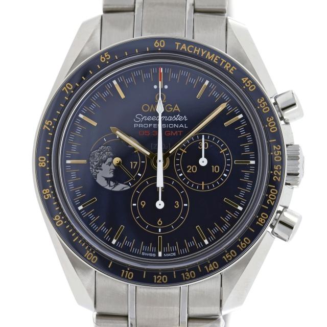 Omega Moonwatch APOLLO XVII...