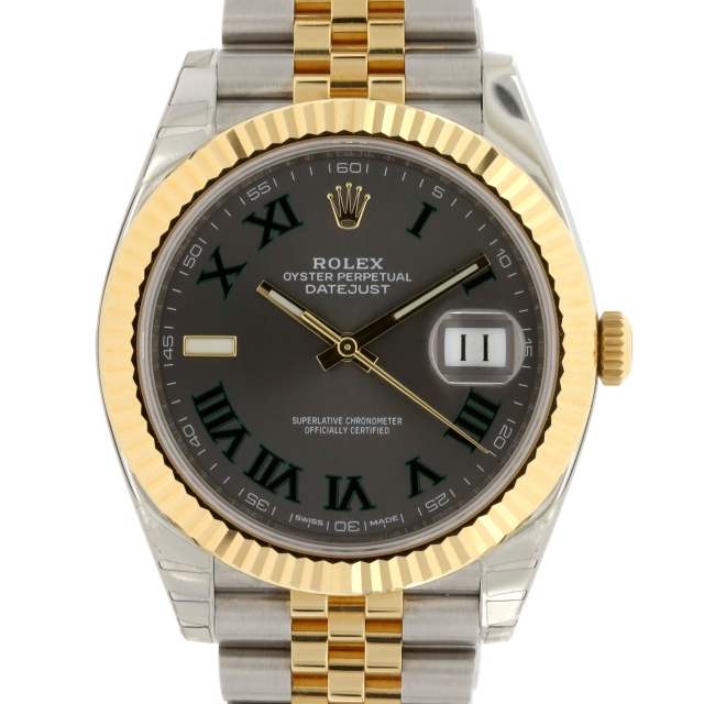 Rolex DateJust 41mm 126333...