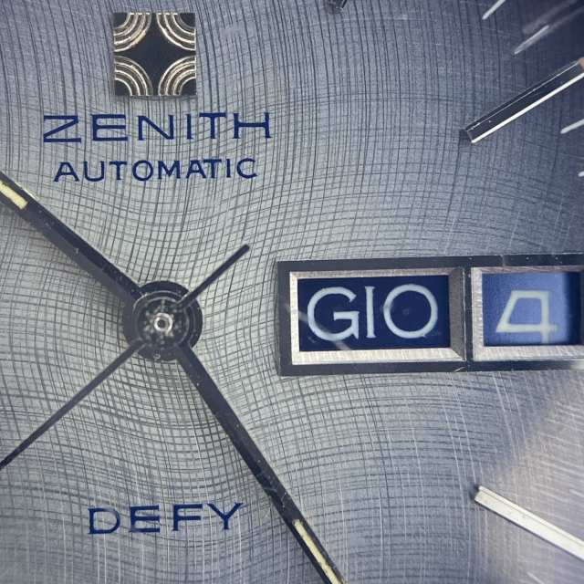 Zenith Defy High Beat ref....