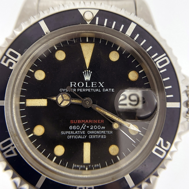 Rolex Submariner 1680...