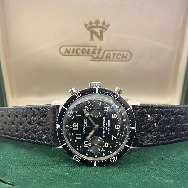 Nicolet Watch Super...