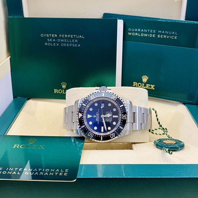 Rolex Sea-Dweller DeepSea...