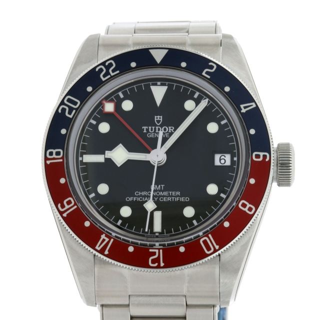 Tudor Black Bay GMT 79830RB...