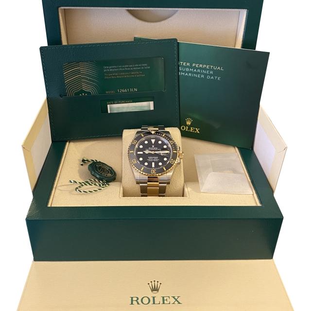 Rolex Submariner 126613LN...