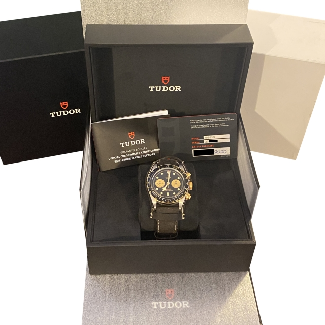 Tudor Black Bay Chrono...