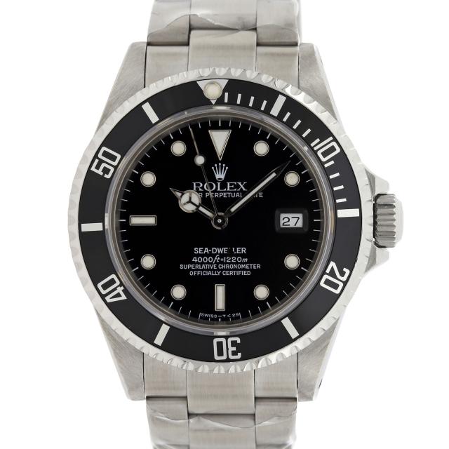 Rolex Sea-Dweller 16600 Trizio