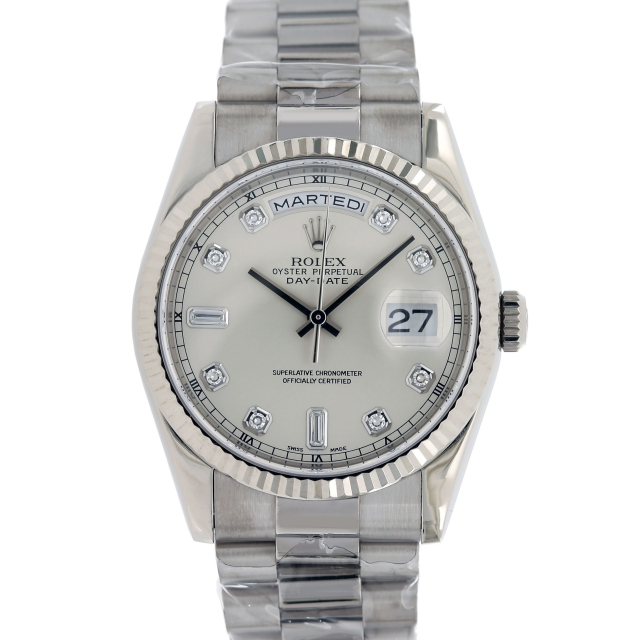 Rolex Day-Date ref. 118239...