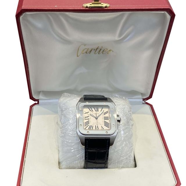 Cartier Santos 100...