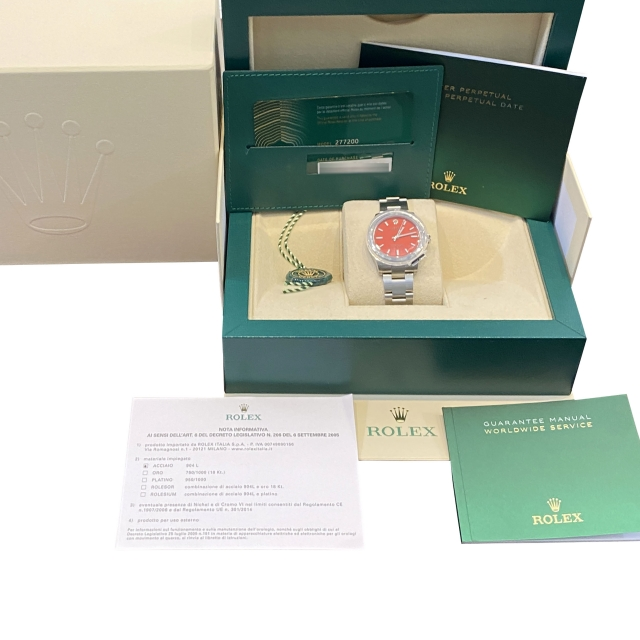 Rolex Oyster Perpetual...