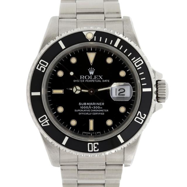 Rolex Submariner 16610 Full...