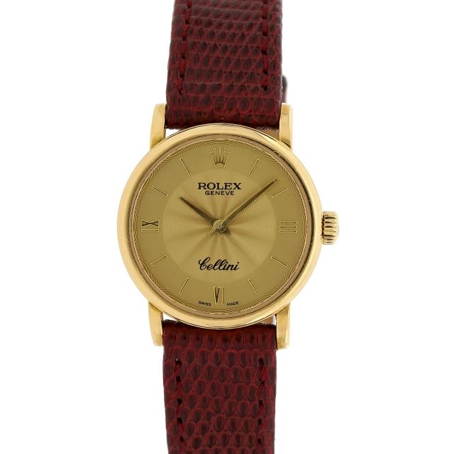 Rolex Cellini 6110 Yellow...