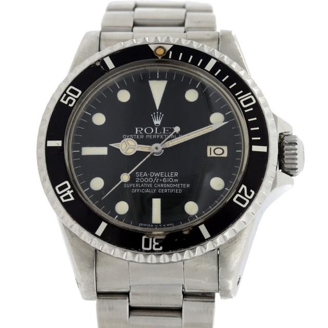 Rolex Sea-Dweller 1665 Mark IV 1981