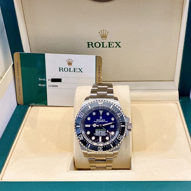 Rolex Sea-Dweller Deepsea...