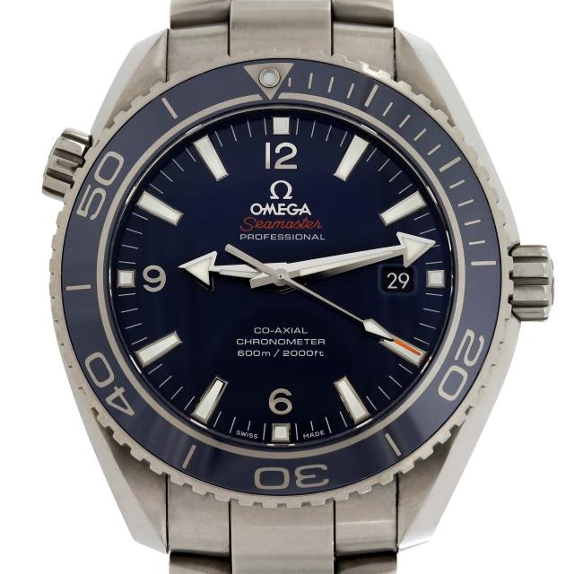 Omega Seamaster Planet...