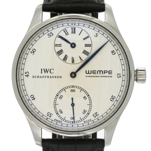 Iwc Portuguese Regulator 125th Wempe New